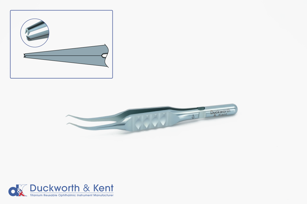Toothed Forceps