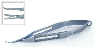 DK Vannas Scissors (curved)