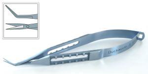 DK Vannas Scissors (angled)