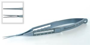DK Vannas Scissors (straight)