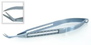 Castroviejo Corneal Scissors (curved to right)