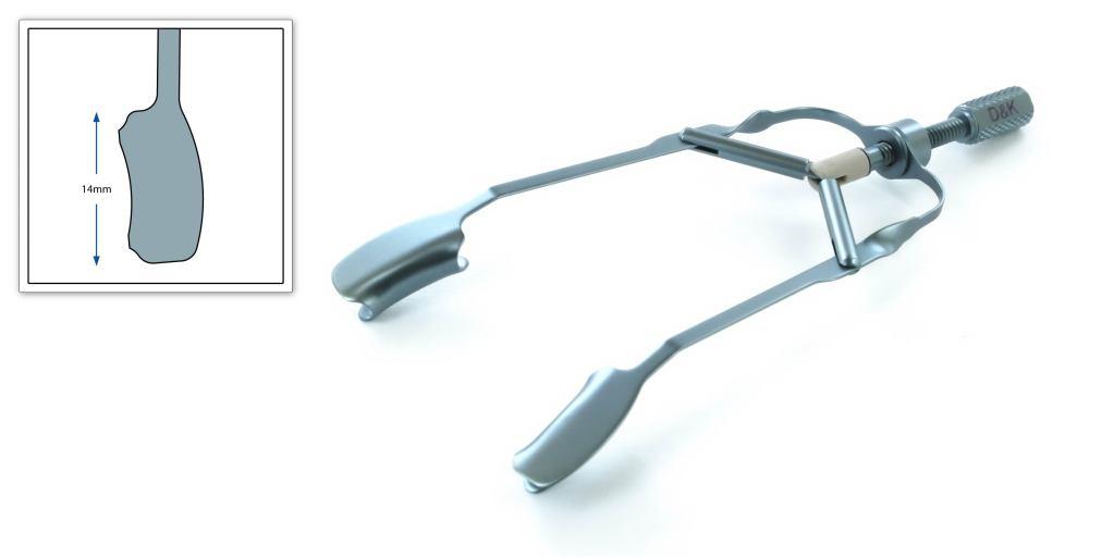 Khaw Standard Glaucoma Surgery Speculum