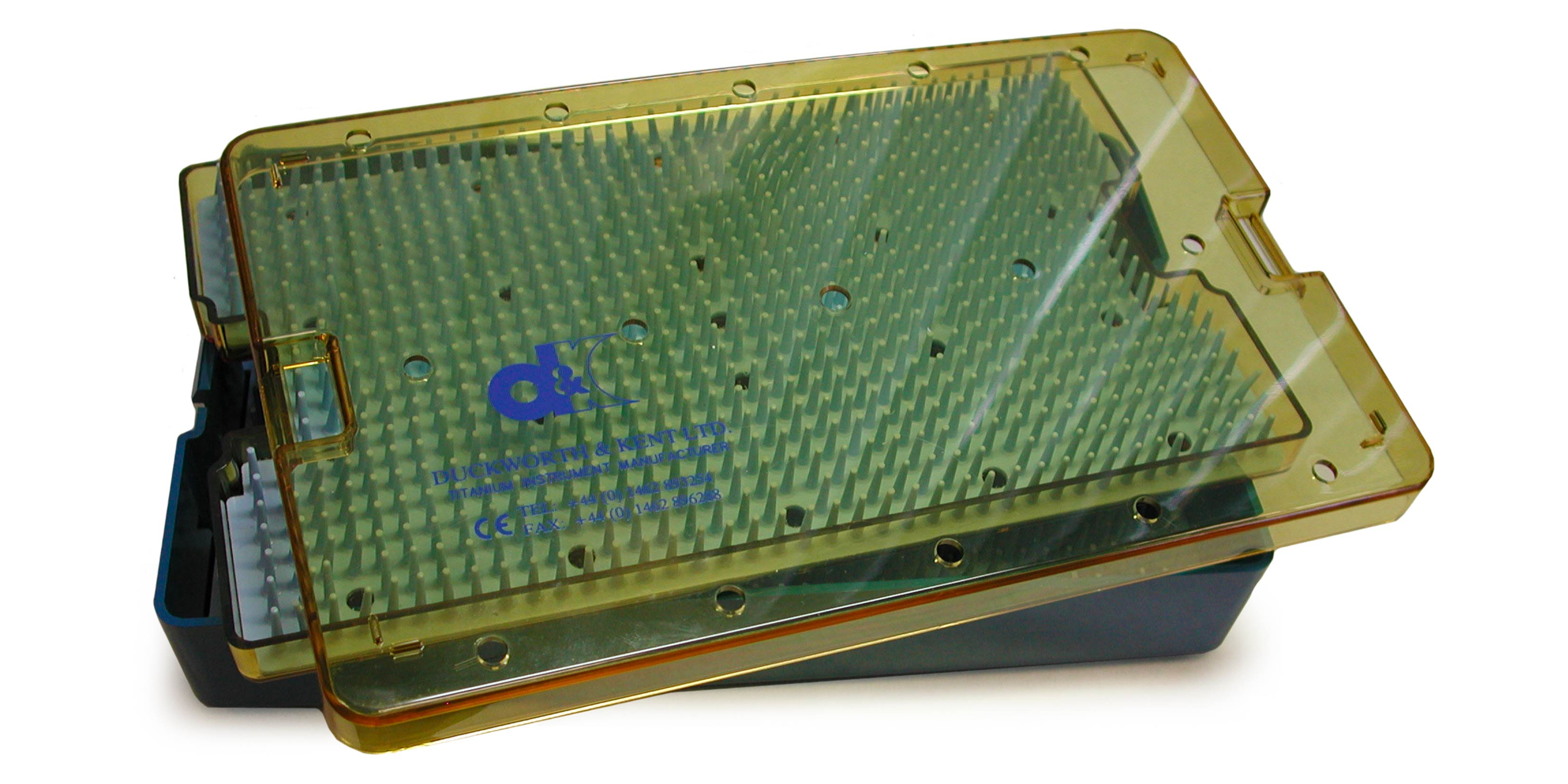 Sterilising Tray (suitable for 20 instruments)