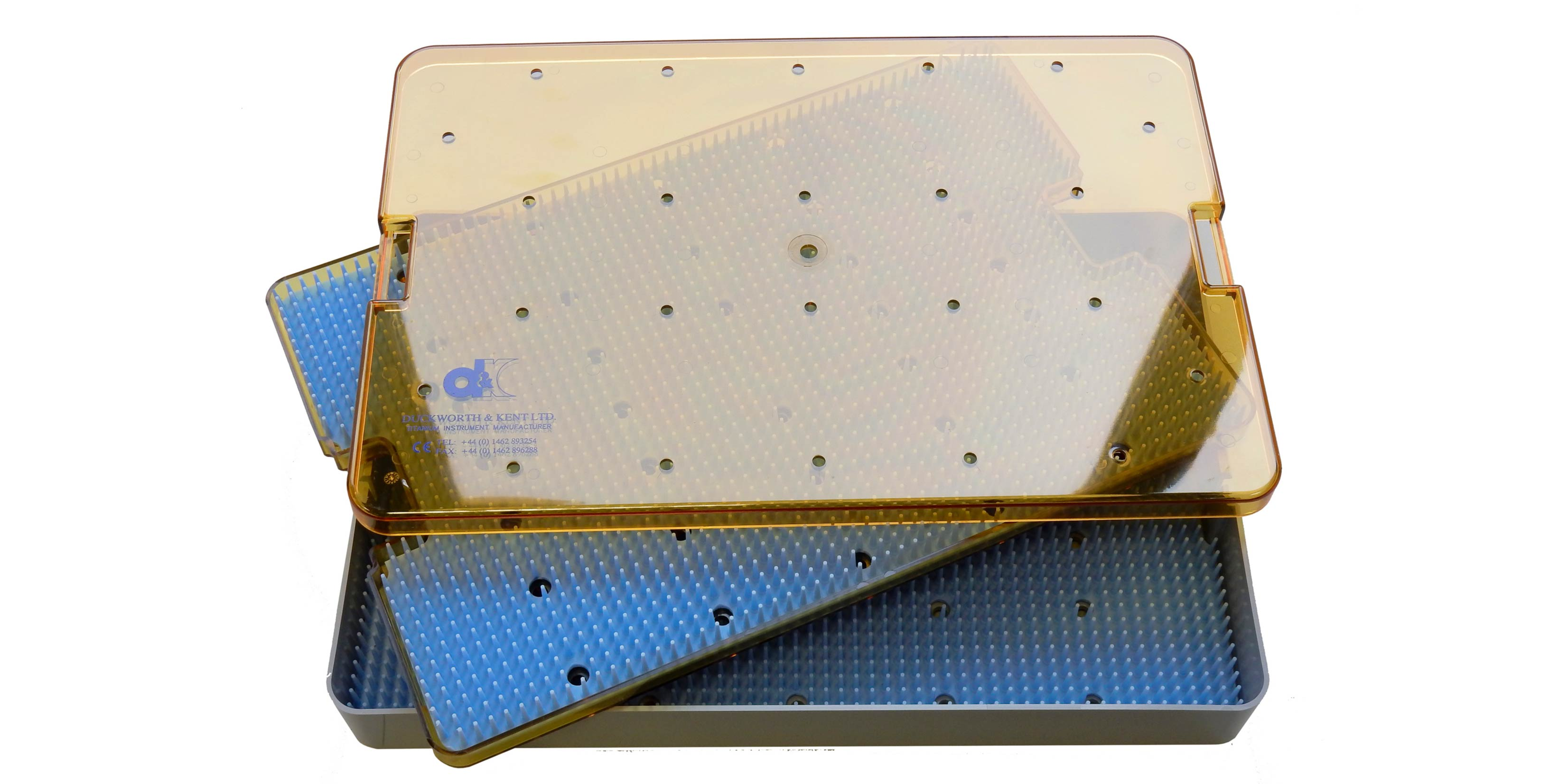 Sterilising Tray (suitable for 40 instruments)